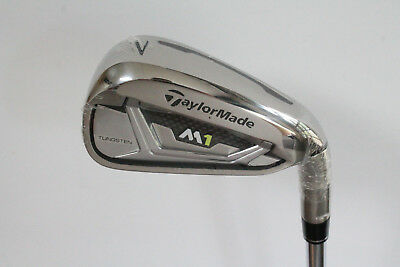 Taylormade M1 2017 7 Iron Stiff Flex Steel Shaft