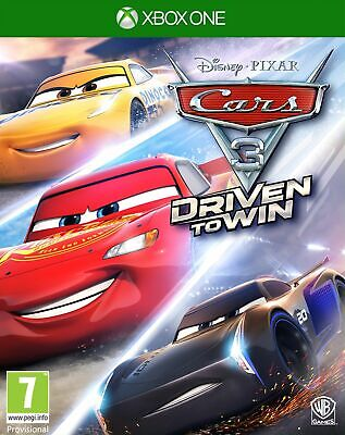 Cars 3 Driven to Win (Xbox One) IN STOCK NOW Fast Free UK P&P New & Sealed
