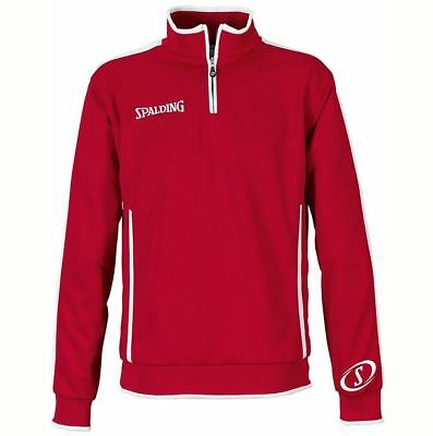 SPALDING Evolution Quarterzip Herren! 1/4 Zip, Trainingstop *NEU* Top