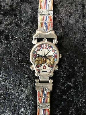 Star Wars C3-PO Watch Japan Made Lucasfilm stainless steel 9.5 inch Droid