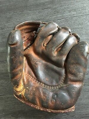 Vintage Spalding Softball Glove
