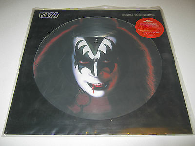 """Kiss - Gene Simmons, the best of solo 12"""" Vinyl Picture LP Disc"""