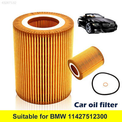 Car Oil Filter for BMW 11427512300 Auto Oil Filter Cleansing Oil