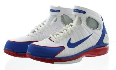 another chance 56c03 2c4b6 NIKE 308475 MEN'S Air Zoom Hurache 2K4 Kobe All Star High Top Basketball  Shoes