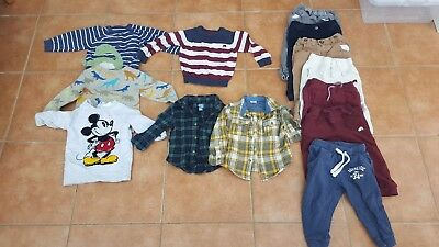 12-18months.Big Bundle Boys.Winter Clothes.Trousers.Jumpers.Shirts.BABY GAP NEXT