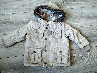 Baby boys coat from Next 12-18 months