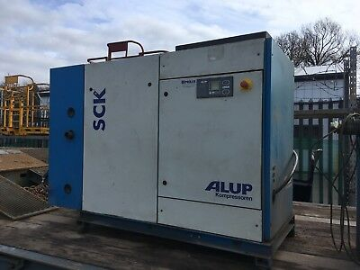 screw compressor With Dryer and tank / Workshop Compressor / Commercial