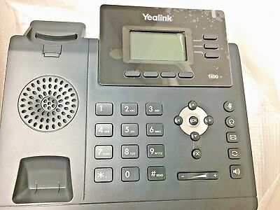 New Yealink ULTRA-ELEGANT GIGABIT IP PHONE SIP-T40G