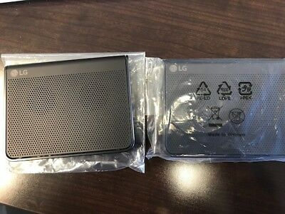 NEW LG G Pad Plus Pack SDP-P100 Compatible With G Pad Speaker & 4400mAh Charger