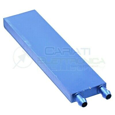 Waterblock per cella di peltier dissipatore liquido acqua 160x40mm