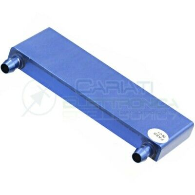 Waterblock per cella di peltier dissipatore liquido acqua 120x40mm