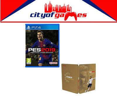 PES 2019 Pro Evolution Soccer Beckham Edition PS4 Game Brand New In Stock