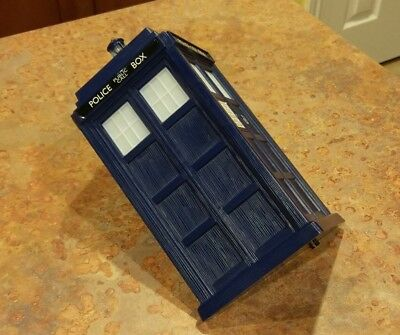 Dr Who Tardis Wall Night Light