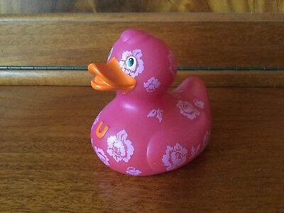 BUD Collectable Luxury Rubber Duck - ROSE (2007)