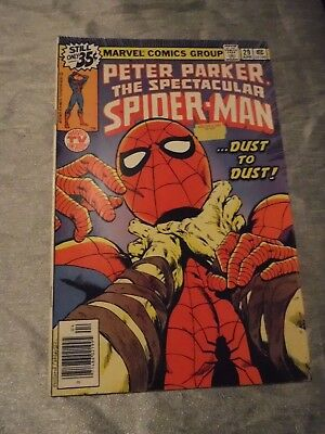 Peter Parker the Spectacular Spider-Man #29 Carrion Marvel 1979 VG P&P Discounts