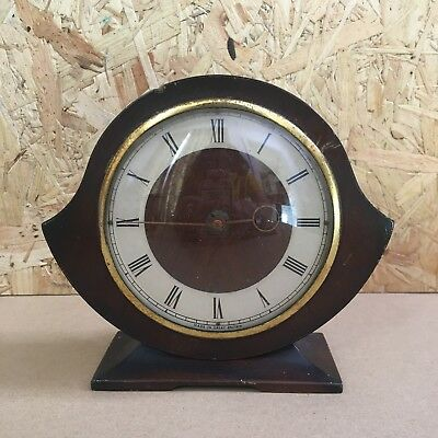 Vintage Smiths Mantle Clock - Parts not Working