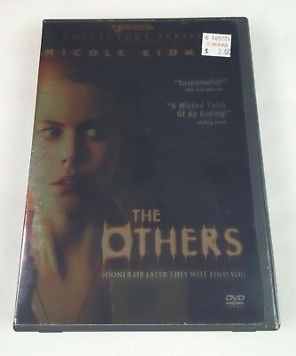 THE OTHERS COllectors Series (DVD, 2002, 2-Disc Set)