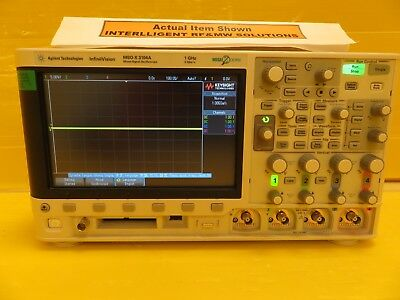 KEYSIGHT MSOX3104A 1GHz 5Gs/s Scope / Logic CALd FREE SHIPPING MINT, Accessories