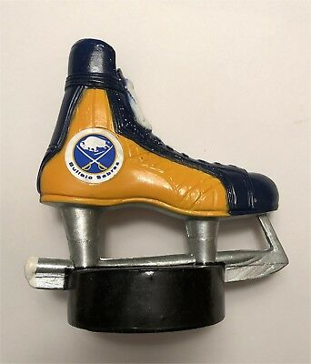 1960s Buffalo Sabres NHL Scott Products Hockey Shoe Shaped Bottle Opener