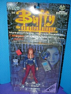 Buffy the Vampire Slayer Willow Variant Another Universe .com Exclusive 1999 NEW