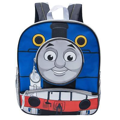 "Thomas the Train and Friends Boys Preschool School Backpack Bookbag Kids 14"" Bag"