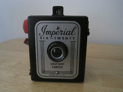 Vintage Imperial Six-Twenty Snap Shot Camera