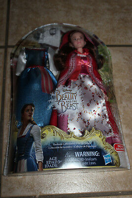 Disney Beauty and the Beast Fashion Collection Belle Doll Target Exclusive NEW