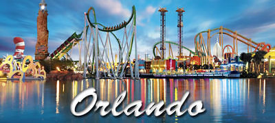 Florida USA Super Holiday Package for 4