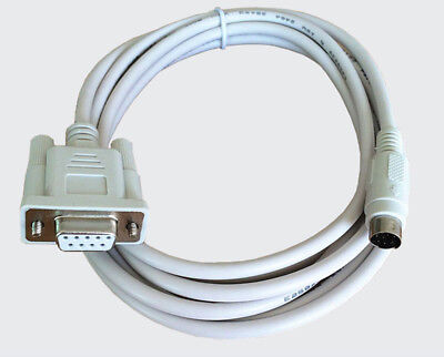1761-CBL-PM02 RS232 PLC Cable For AB Allen Bradley Micrologix 1000/1200/1500