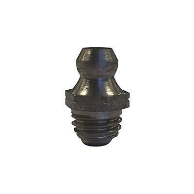 KINGFISHER Hydraulic Grease Fitting,Straight,PK10, 808057