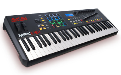 AKAI MPK 261 - Performance Keyboard Controller