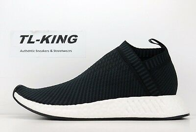 e14a1595d4b8a Adidas Originals NMD CS2 PK City Sock Boost Black Red Blue CQ2372 Msrp  180  HK