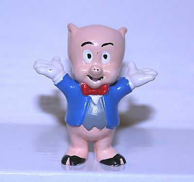 "Warner Bros. Porky Pig ""What did I do??"" PVC Figure"