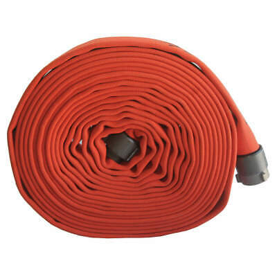 "JAFLINE HD Attack Line Fire Hose,1-1/2"" ID x 50 ft., G52H15HDO50N"