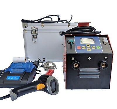 Hdpe Ppr Welder Electrofusion Machine Hdpe Ppr High Pressure 350V Hy Afforable