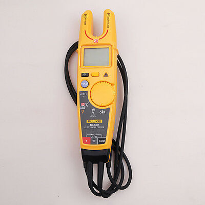 Fluke T6-600 Clamp Continuity Voltage Current Electrical Tester With FieldSens