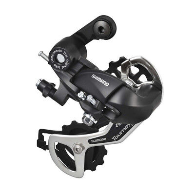 Shimano Tourney RD-TX35 7s 8s Speed MTB Bicycle Rear Derailleur Bike Part New