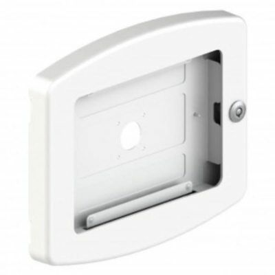 SpacePole S-Frame lockable (back) - White