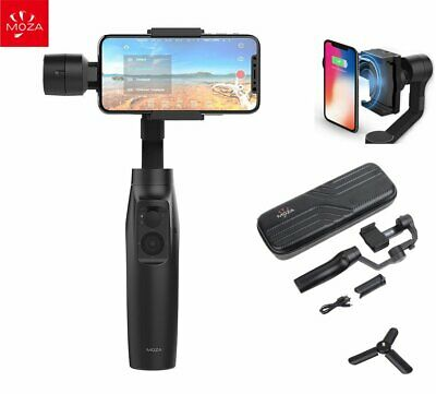 Moza Mini-Mi Anti-shake Handheld 3-Axis Gimbal Wireless Smartphone Chargeable