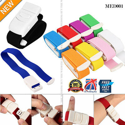 Emergency Tourniquet Buckle Quick Slow Release Medical Paramedic Outdoor MED001