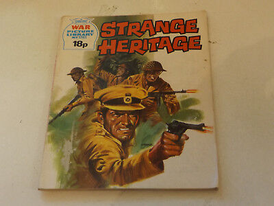 WAR PICTURE LIBRARY NO 1761!,dated 1980!,V GOOD for age,great 38!YEAR OLD issue.