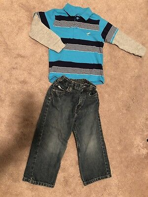 Toddler Boys Lot Size 3T