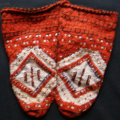 Exquisite Socks, Embroidery, Folklor Motif, Crosses, Dragas South Serbia