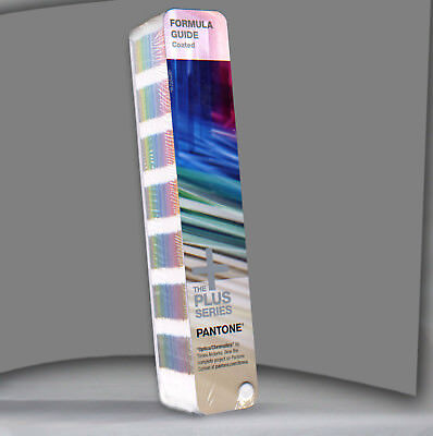 1,755 Colors - - - Pantone Color FORMULA Guide Solid - - - COATED - - - Sealed
