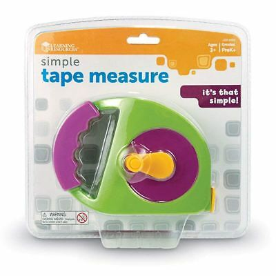 Learning Resources Measure it My very first Simple tape measure