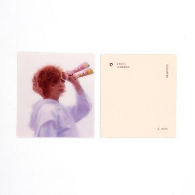 [SEVENTEEN]You Make My Day Official Lenticular/SET THE SUN Version/VERNON
