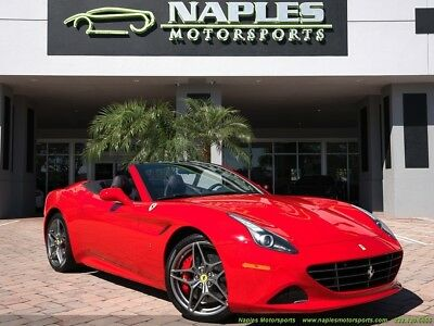 2018 Ferrari California T 2018 Ferrari California T - SPORT WHEELS - CARBON FIBER - RED CALIPERS