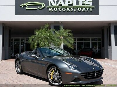 2017 Ferrari California T 2017 Ferrari California T Automatic 2-Door Convertible