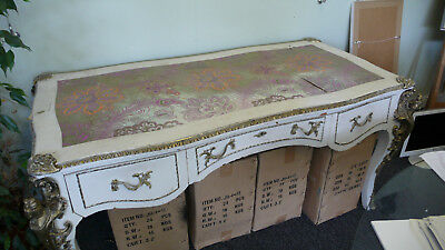 Louis XV Style Table Boudoir Ornate Bedroom Shop Furniture Architecture Home Car