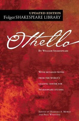 Othello by William Shakespeare (Paperback, 2017)